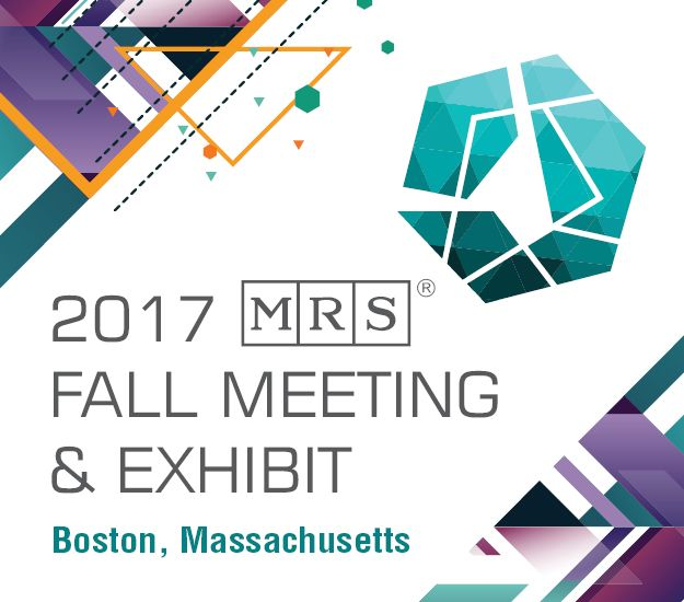 NanoWorld representatives will be present at booth 610 at the 2017 MRS Fall Exhibit