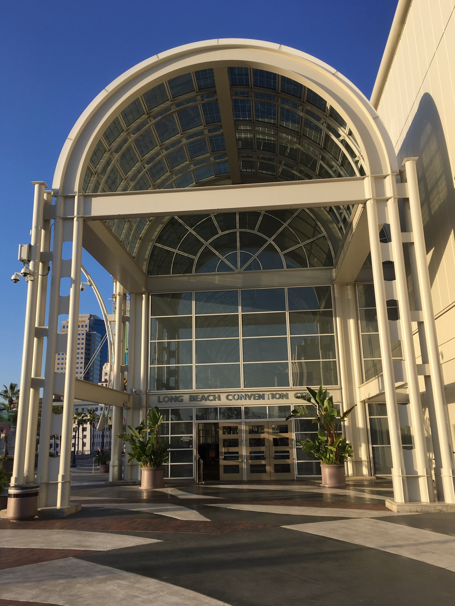 Long Beach Convention Center venue of the AVS 65th International Symposium and Exhibition