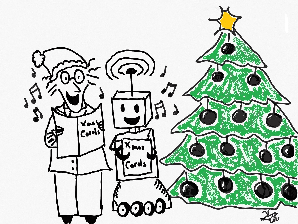 The whole NanoWorld AFM probes team wishes all of you a Merry Christmas and a Happy New Year!